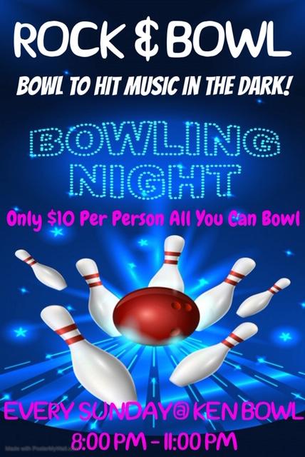 rock & bowl Ken Bowl