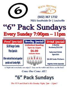 kb 6 pack